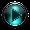 Poweramp skin TITAN TURQUOISE icon