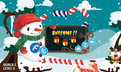 Santa Roll - screenshot thumbnail