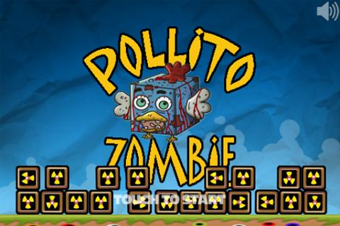 Pollito Zombie