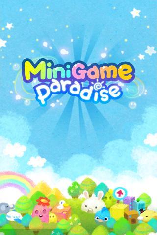 MiniGame Paradise - screenshot