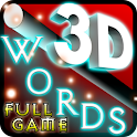 3D Magic Words FREE logo