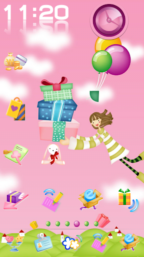 Love Chase Go Launcher