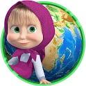 Masha's World Games icon