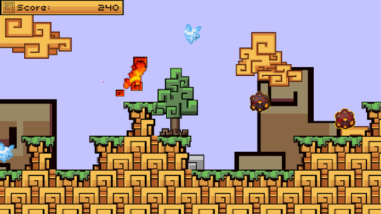 Spirit Run – Fire vs Ice- screenshot thumbnail