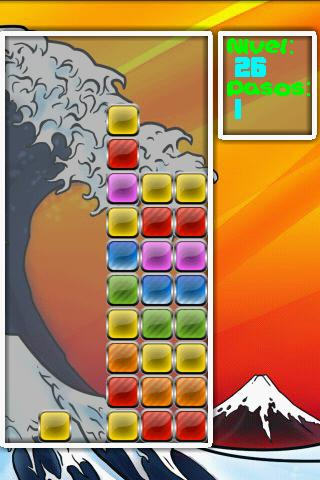 Rise of the Blocks Lite - screenshot