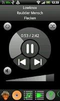 Screenshot of RemoteMonkey demo