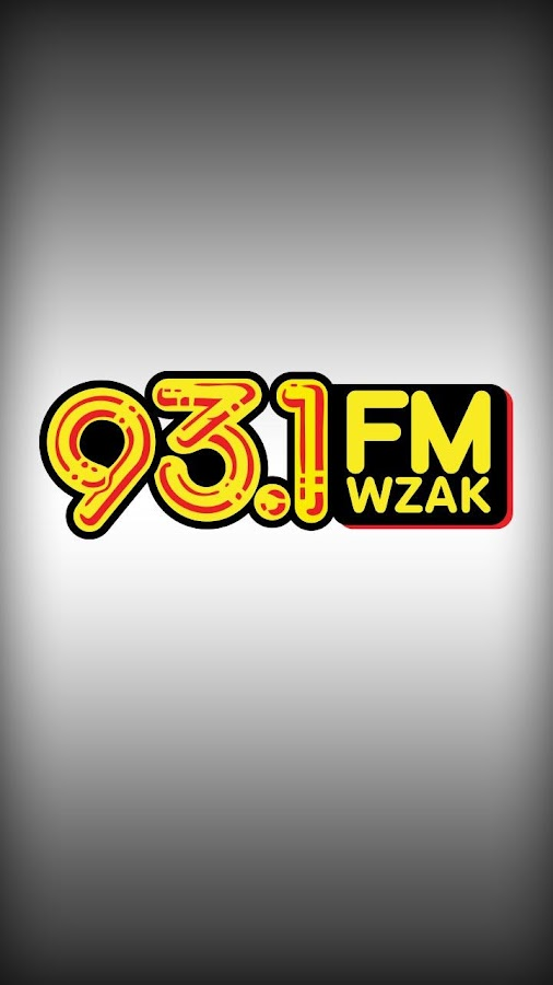 93.1 WZAK - screenshot