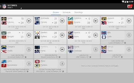 NFL Mobile Screenshot 20
