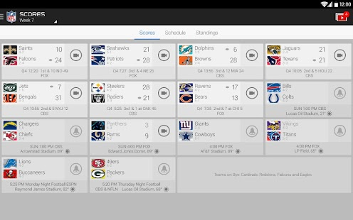 NFL Mobile Screenshot 20
