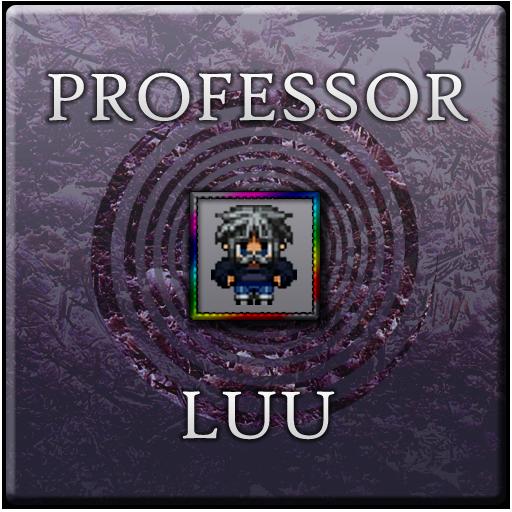Professor Luu LOGO-APP點子