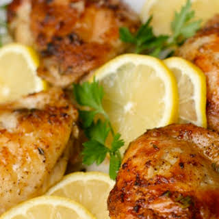 Lemon Chicken.