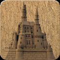 해운대 모래축제 logo