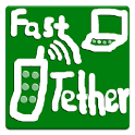 Fast WiFi Tether Free icon