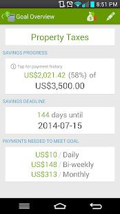 Saving Made Simple - Donate - screenshot thumbnail