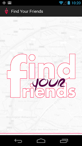 Find Your Friends