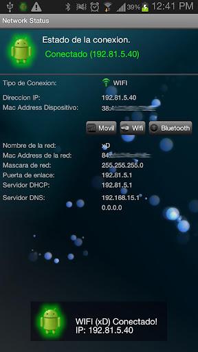Network Status