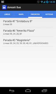 donosti Bus - screenshot thumbnail