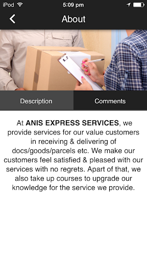 Anis Express Services