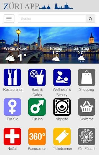 Züri App