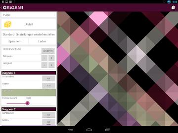 Origami Live Wallpaper Screenshot 13