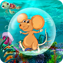 Jerrys Adventure Underwater icon