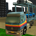 Car Transporter Truck Driving 1.04 Apk