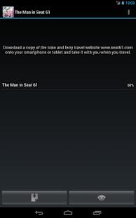 玩免費旅遊APP|下載The Man in Seat 61 app不用錢|硬是要APP