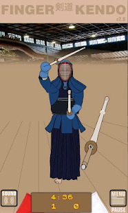 Finger Kendo- screenshot thumbnail