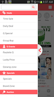 Screenshot of Qoo10 Global