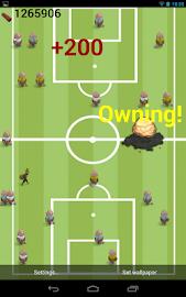 Blow Them All Live Wallpaper Screenshot 13