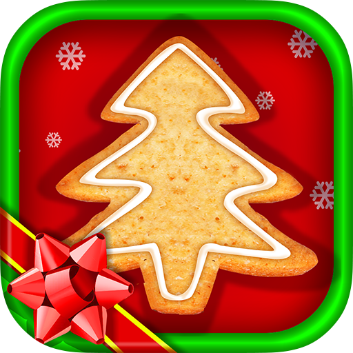Cookie Maker: Frozen Christmas 休閒 App LOGO-硬是要APP