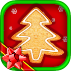 Cookie Maker: Frozen Christmas icon