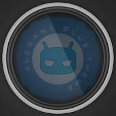 CM10 - Elegant Blue Theme