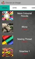 Screenshot of Spectrum Puzzles