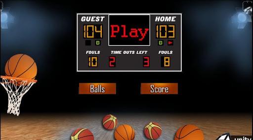 Baloncesto 3d Basket 3d