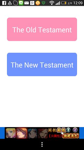 Bible in Flat Design