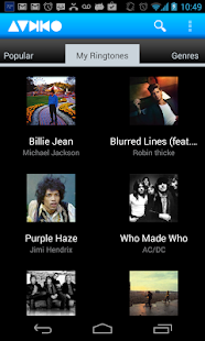 Audiko ringtones - screenshot thumbnail
