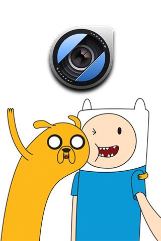 Sticker For Selfie Camera
