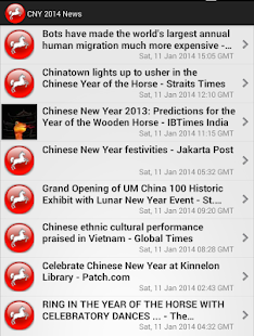 Chinese New Year 2014 News - screenshot thumbnail