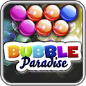 Bubble Paradise logo