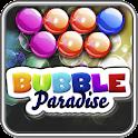 Bubble Paradise logo
