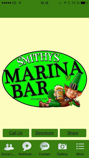 Smithys Marina Bar