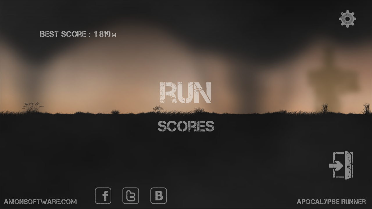 Apocalypse Runner- screenshot