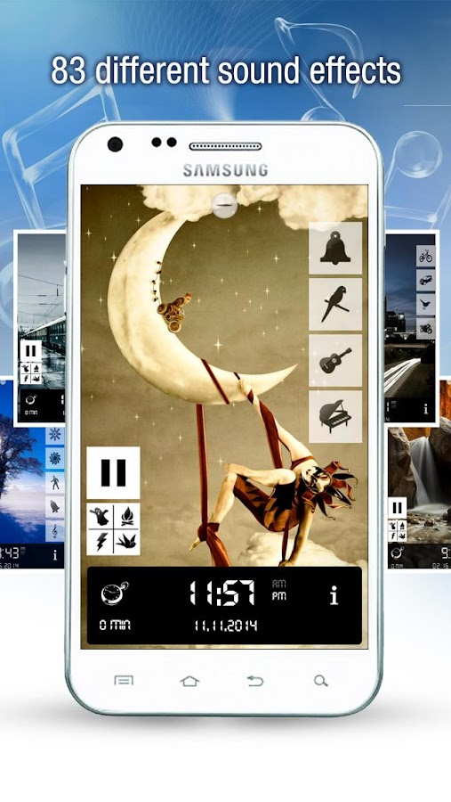 Sleep Bug: White Noise Soundscapes & Music Box- screenshot