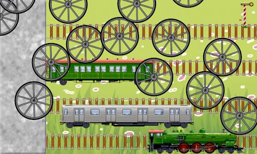 【免費教育App】玩具火車  幼兒拼圖-APP點子
