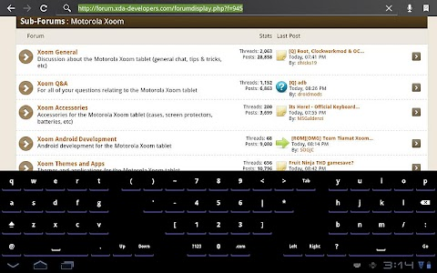 Open Split Keyboard screenshot 0
