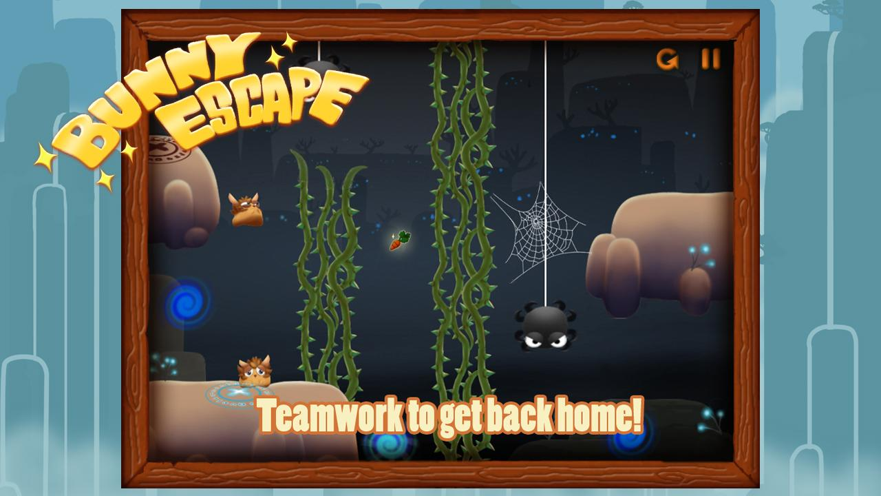 Bunny Escape - screenshot