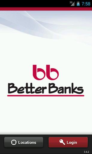 Better Banks Mobile
