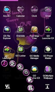 B.S.Love Next Launcher Theme- screenshot thumbnail