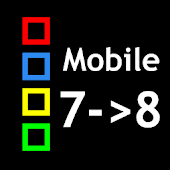 Mauritius Mobile 7 to 8 digits